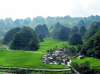 Guizhou and chinese ethnic minorities
