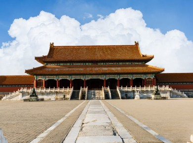 Traditional circuit and treasures of Shanxi