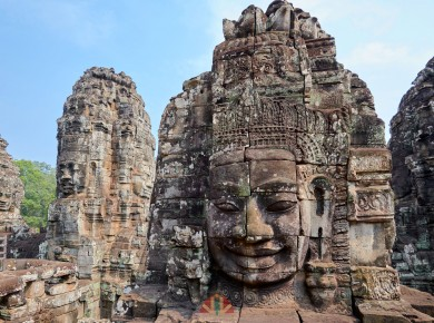 From the Golden Triangle to Angkor