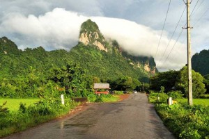 Jour 17: MOULMEIN - HPA AN