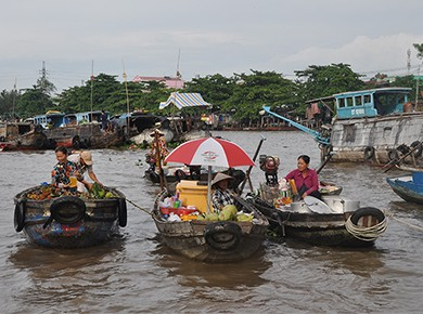 Experience the Mekong immersion