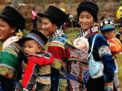 Ethnic Minorities of Yunnan